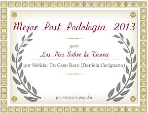 Mejor web de podología 2013