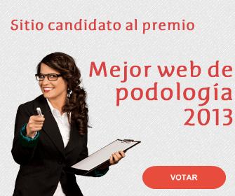 Mejor web de podología de 2013